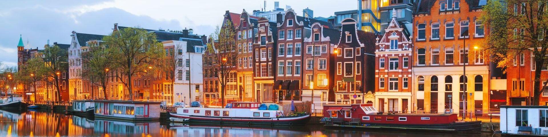 Entdecke Amsterdam